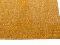 Mace 69 - Vintage vloerkleed in Okergeel
