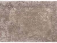 Ross 21 - Uniek hoogpolig vloerkleed in grijze kleurstelling