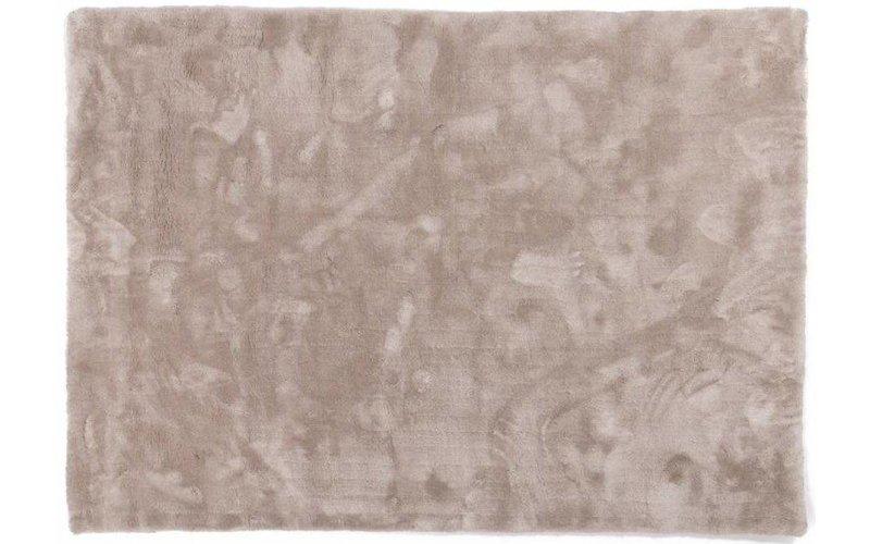 Sandro 21 - Hoogpolig vloerkleed in het Grijs