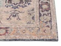 Anbar - design vloerkleed in zachte multi kleuren