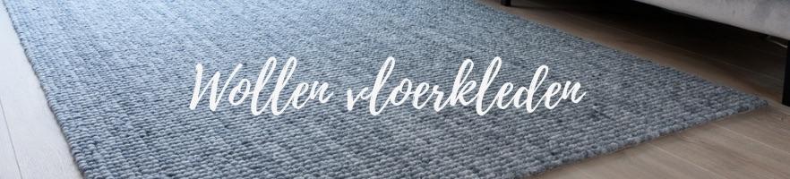 Wollen vloerkleden