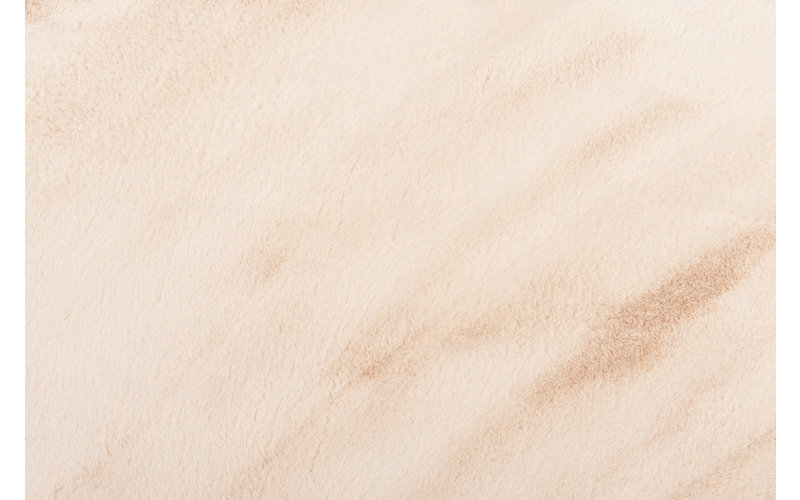Fay Soft Cream - Rond vloerkleed zacht créme/beige