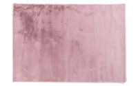 Fay - zacht hoogpolig vloerkleed in pastelviolet