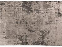 Velours vintage vloerkleed - Rafael 23 in natuurlijk grijs / taupe