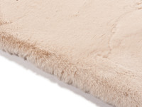 Hampton Soft Cream - Premium zacht hoogpolig vloerkleed