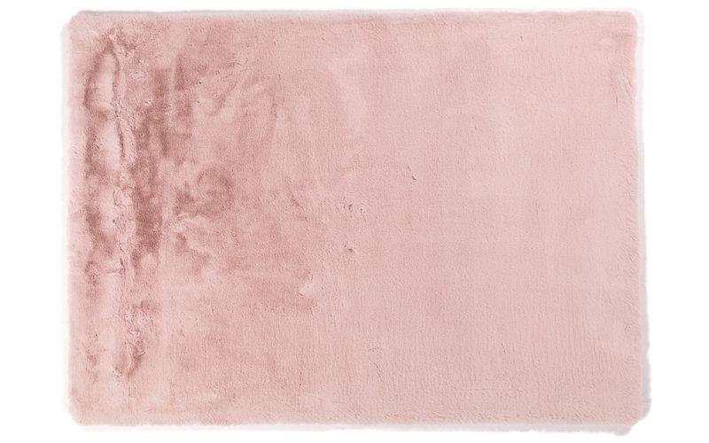 Hampton Soft Pink - Premium zacht hoogpolig vloerkleed