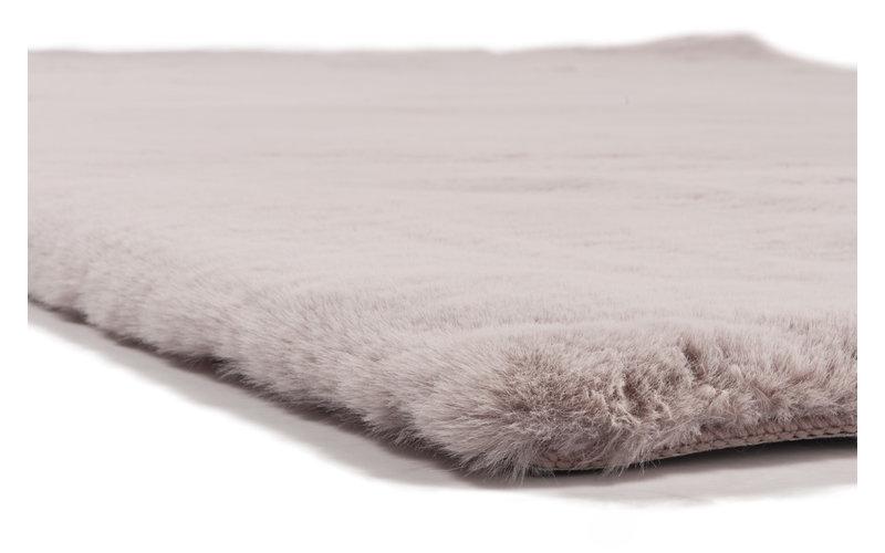 Hampton Beige - Premium zacht hoogpolig vloerkleed