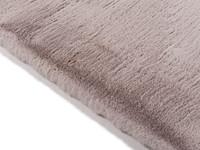 Hampton Mauve Grey - Premium zacht hoogpolig vloerkleed