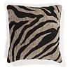Fred van Leer Kussen Serengeti Zebra 50x50 cm Floorpassion x Fred