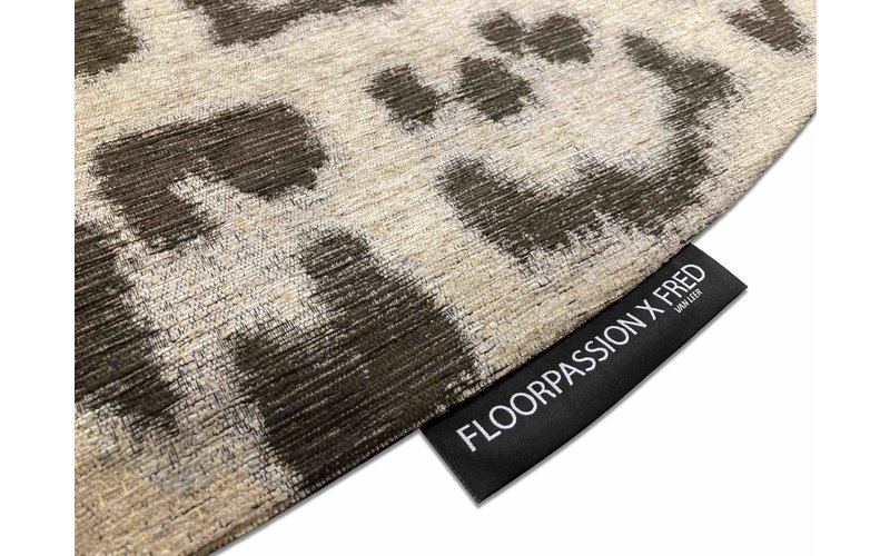 Rond vloerkleed - Out of Africa - Floorpassion X Fred
