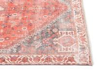 Imran 46 - Uniek vintage vloerkleed in Multi kleurstelling