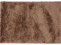 Dime 15- Luxe hoogpolig vloerkleed in Karamel tinten