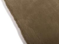 Fay Soft 55- Zacht hoogpolig vloerkleed in Faded Green
