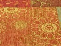 Chatel 99 - Uniek patchwork vloerkleed in multi-kleurstelling