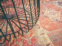 Sofia 99 -  Vintage vloerkleed in Multi kleurensamenstelling