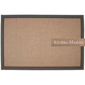 Rivièra Maison EdgarTown Grey RM 21 - Rivièra Maison vloerkleed