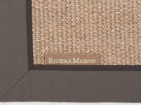 Vloerkleed Rivièra Maison EdgarTown 21 Grey band RM 21