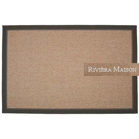 Rivièra Maison EdgarTown Grey RM23 - Rivièra Maison vloerkleed