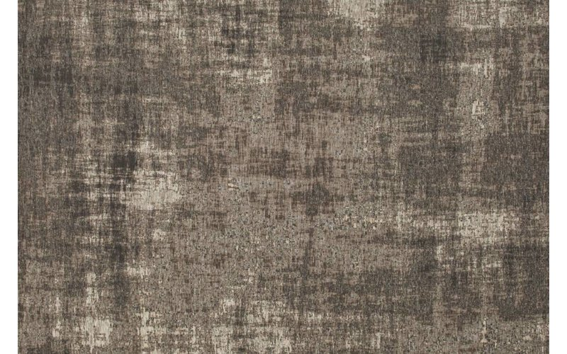 Réal 26 - Zeer uniek vintage vloerkleed in Grijs/Bruine kleurstelling