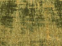 Réal 52 - Zeer uniek vintage vloerkleed met schitterende Groene garen