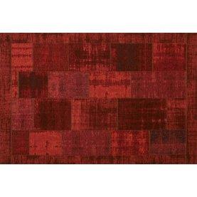 409366902c546a Vintage vloerkleed Angkor 45 in het rood kopen  -Floorpassion