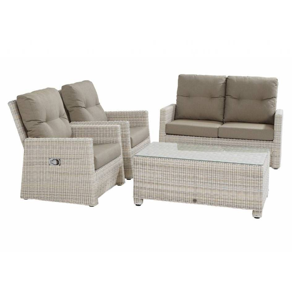 Outdoor cover for lounge sets