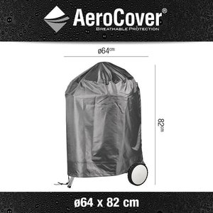 AeroCover Kettle grill cover, Ø 57 cm & H: 83 cm