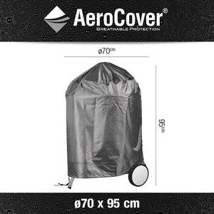 AeroCover Kettle BBQ cover, Ø 67 cm & H: 95 cm