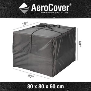AeroCover Cover for lounge furniture cushions, 80 x 80 H: 60 cm