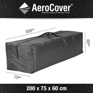 AeroCover Pillow storage bag garden cushions, 200 x 75 H: 60 cm