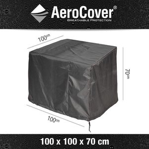 AeroCover Protection cover for rattan lounge chair, 100 x 100 H: 70 cm