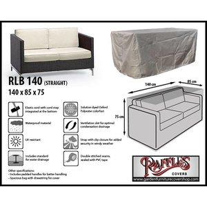 Raffles Covers Cover for rattan sofa, 140 x 85, H: 75 cm