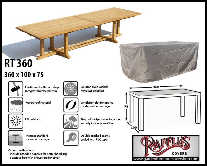 Xxl Table Cover 360 X 100 Cm