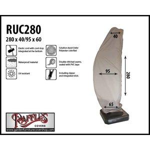 Raffles Covers Cantilever parasol cover, H: 280 cm