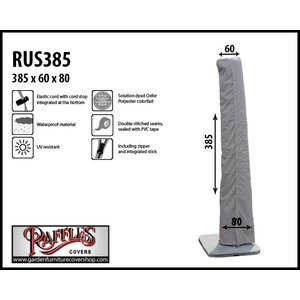 Raffles Covers Large parasol cover XXL, H: 385 cm