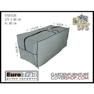 EuroTrail Storage bag for lounge furniture cushions, 175 x 80 H: 80 cm