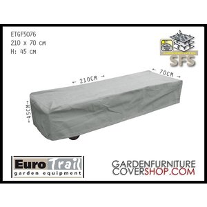 EuroTrail Swimming pool bed cover, 210 x 70 H: 45 cm
