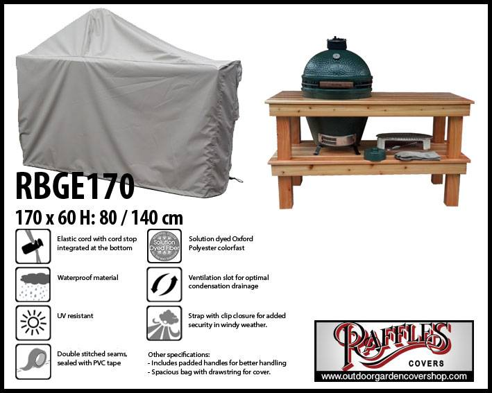 Big Green Egg Bbq Cover 170 X 60 Cm Garden Furniture Cover Shop