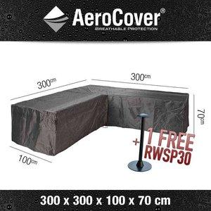 AeroCover Corner sofa cover, 300 x 300 H: 70 cm