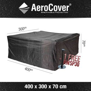 AeroCover Protection cover for lounge set, 400 x 300 H: 70 cm