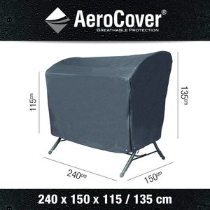 AeroCover Swing chair cover, 240 x 150 H: 135 / 115 cm