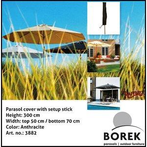 Borek Borek parasol cover, H: 300 cm
