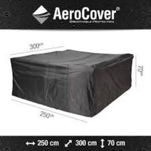 AeroCover Protective cover for lounge furniture, 300 x 250 H: 70 cm