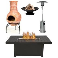 Fire pit - Heater