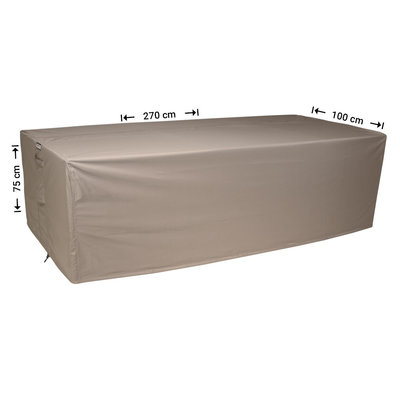 Raffles Covers Patio sofa cover 270 x 100 H: 75 cm