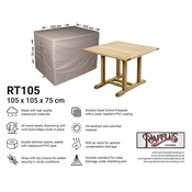 Raffles Covers Garden cover for table 105 x 105 H: 75 cm
