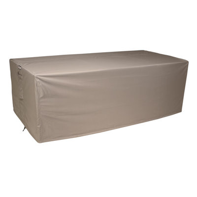 Raffles Covers Protective cover for a garden table 210 x 100 H: 75 cm