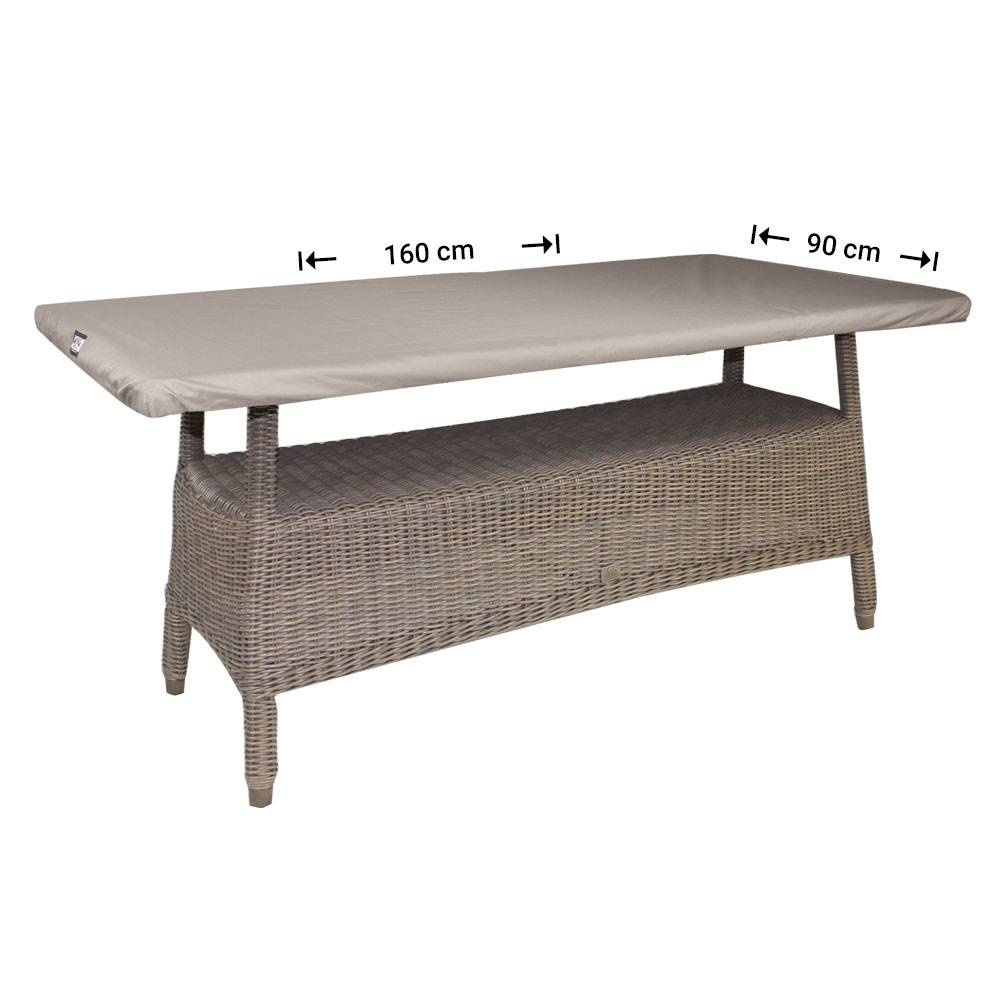 Raffles Covers Table top cover rectangular 160 x 90 cm ...  sc 1 st  Garden Furniture Cover Shop & Table top cover rectangular 160 x 90 cm - Garden Furniture Cover Shop