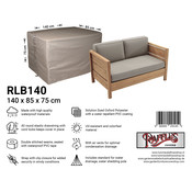 Raffles Covers Cover for rattan sofa 140 x 85, H: 75 cm