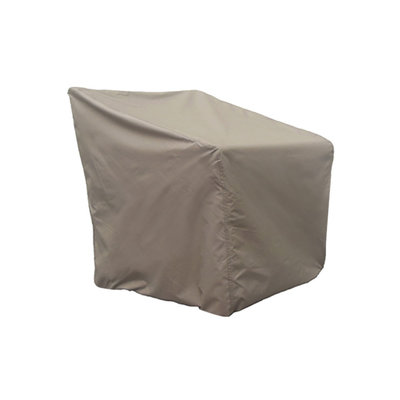 Raffles Covers Lounge chair cover 95 x 95 H: 85 / 65 cm